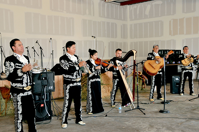 western-birthday-band