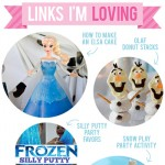 Links I'm Loving: DIY Frozen Party Ideas