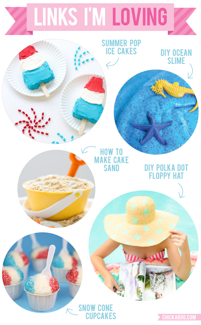 Links I'm Loving: Summer fun
