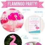 Flamingo party ideas!