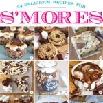 21 amazing s'mores recipes!