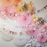 Mixed paper backdrop by Alana Jones Mann