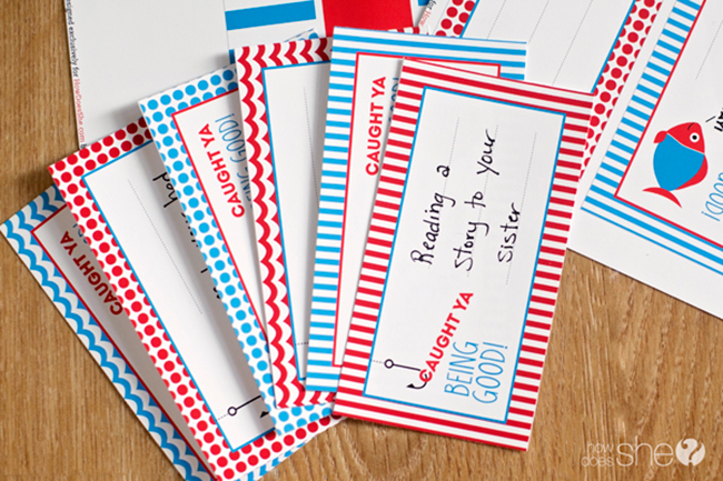 Caught Ya Being Good Printables For Kids An Easy Fun And