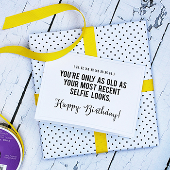 Free printable birthday cards. Funny! ; )