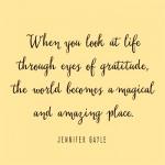 Gratitude ♥