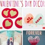 14 adorable Valentine's Day decor ideas! #valentinesday