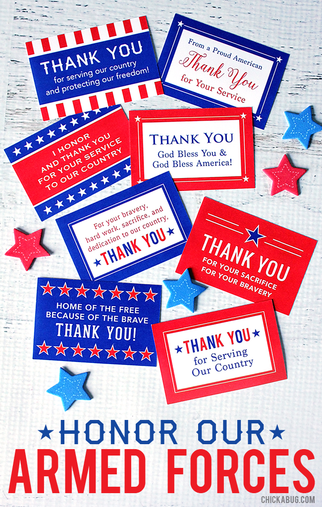 image about Military Thank You Cards Free Printable named No cost printable \