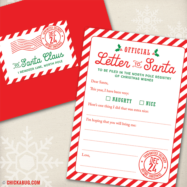 official pole mail personalized letters from santa new letter to santa kits are here chickabug 875