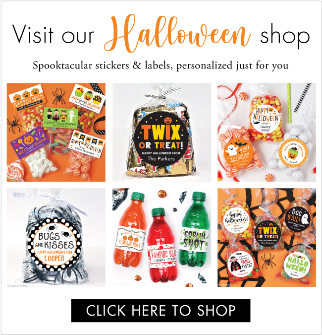Shop now for Halloween!
